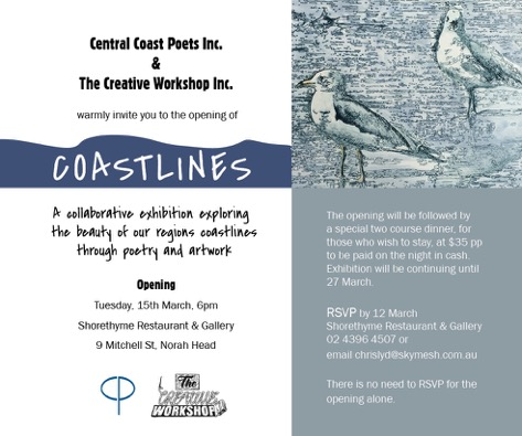 Coastlines invite